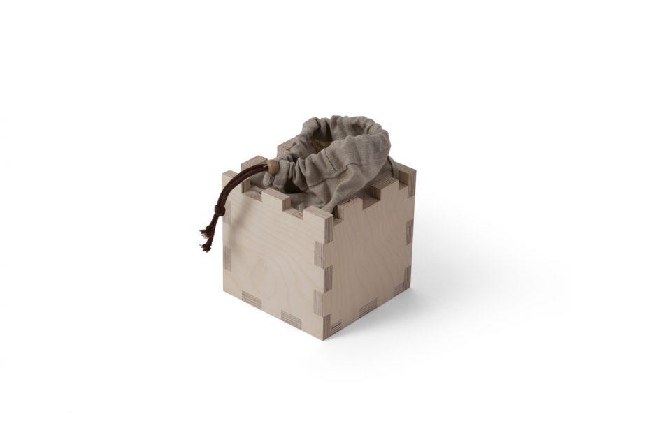 Urn kubus hout beerenberg stap 9