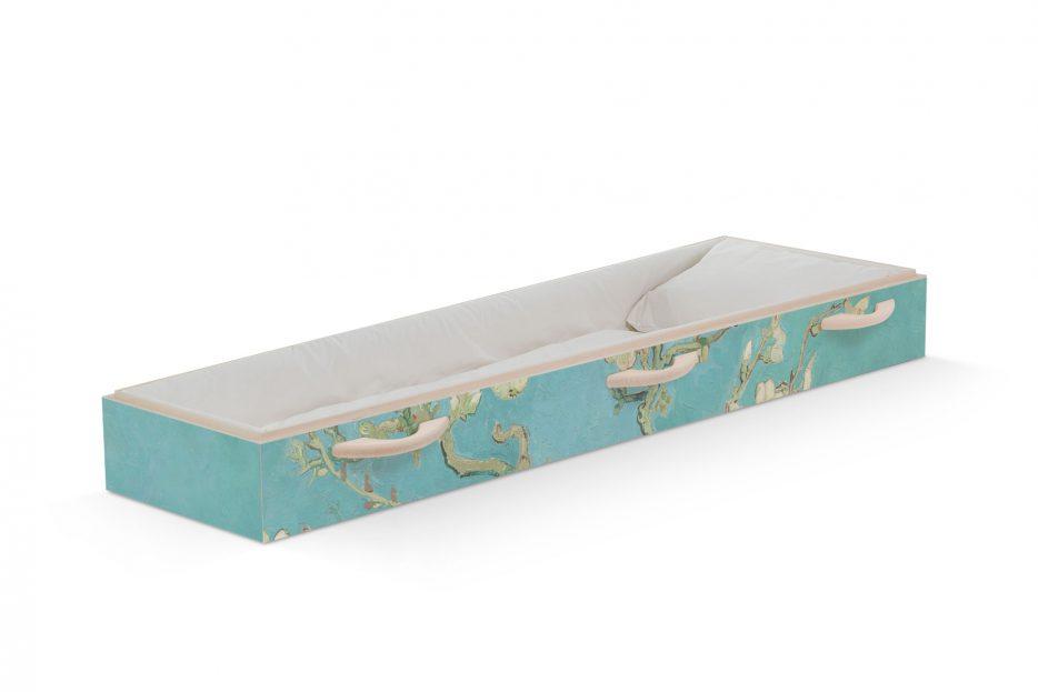 Uitvaartkist-amandelbloesem-van Gogh beerenberg